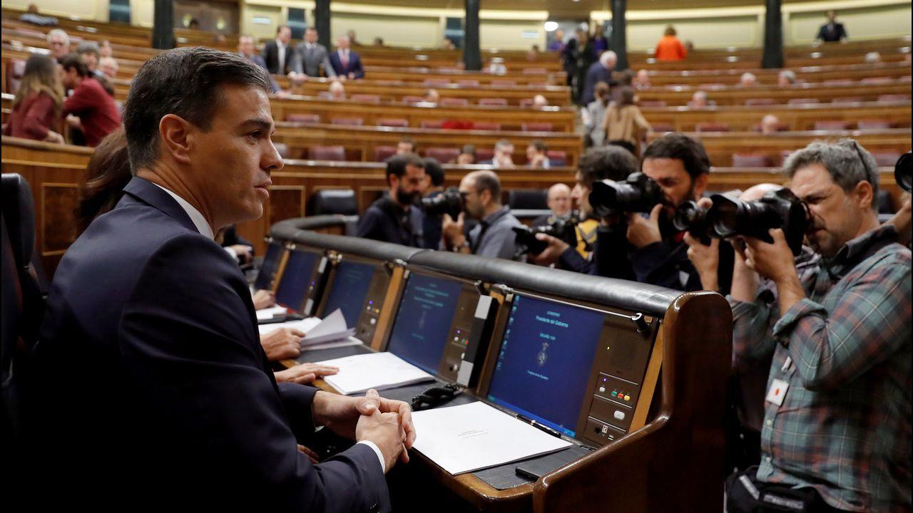 Gran enfado de Ábalos en el Senado tras cuestionar el PP un viaje oficial a Perú.Michael J. Sandel