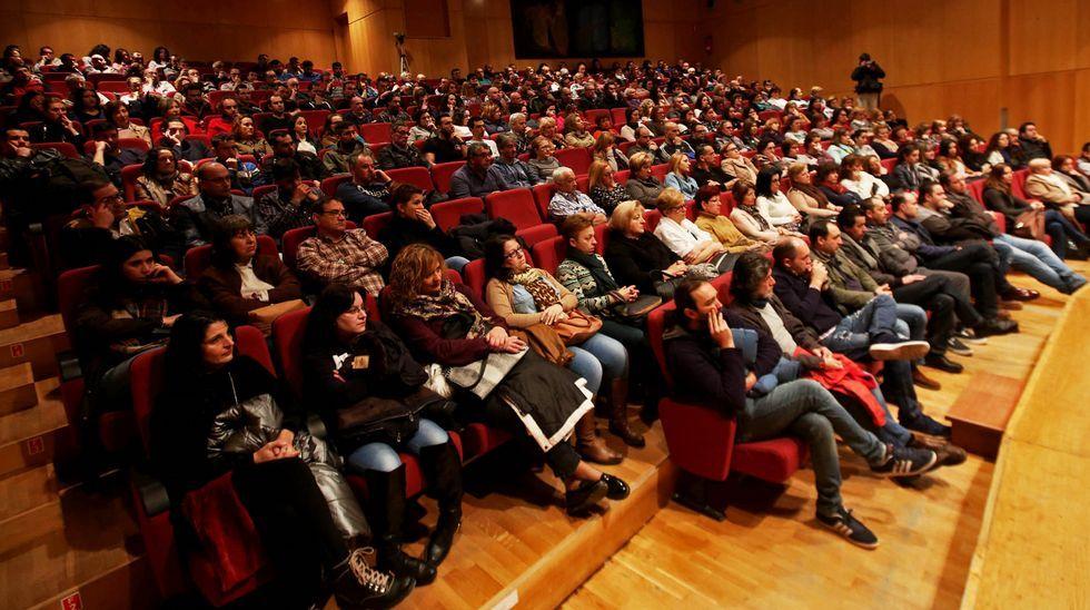 Asamblea de los trabajadores de Pescanova