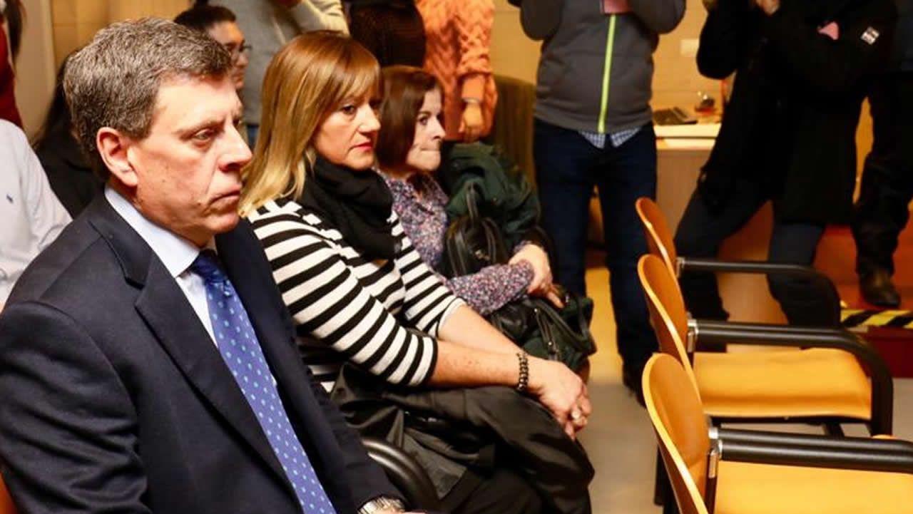 Juan Carlos Quer, en el juicio contra «El Chicle»