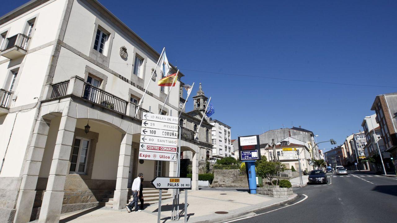 El Castelo de Pambre acoge una exposición de Beatriz Bascoy