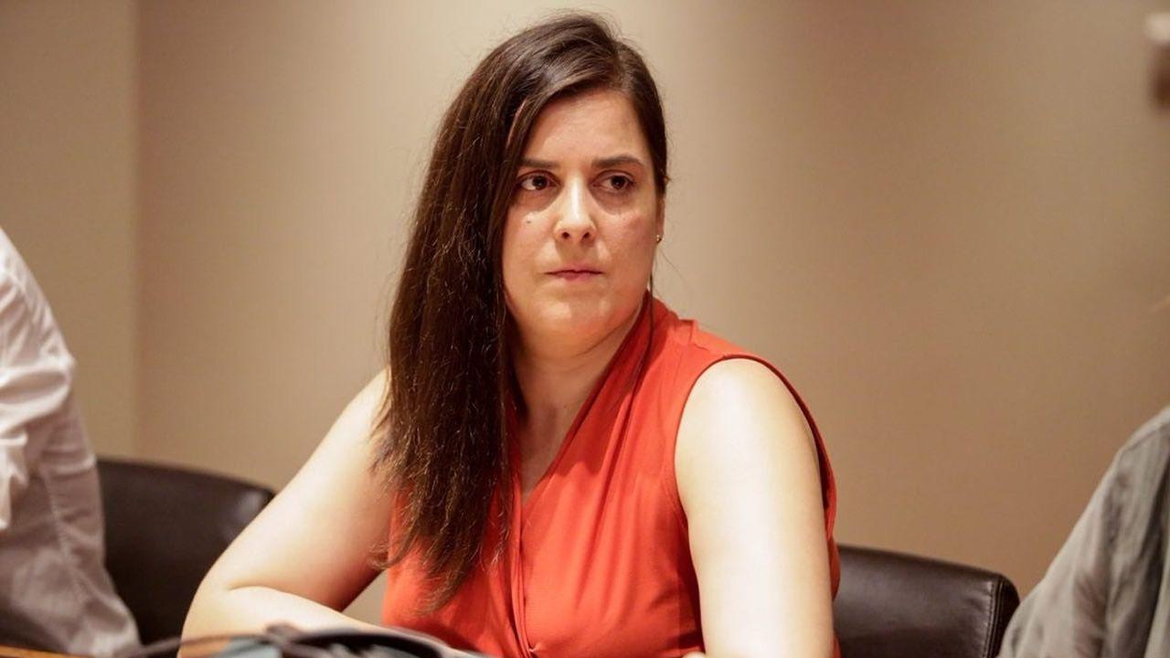 Vanessa Angustia (Senado). La única senadora de En Marea procede de Esquerda Unida. Su actividad no es relevante ni dentro de la Cámara Alta ni tampoco en las cuestiones internas del partido