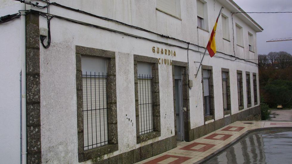 Cuartel de la Guardia Civil de Taboada