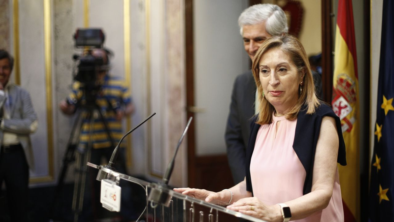Ana Pastor, del PP, será la vicepresidenta de la Mesa del Congreso