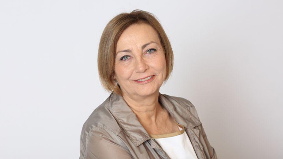 La alcaldesa de Avilés, Mariví Monteserín.Mariví Monteserín