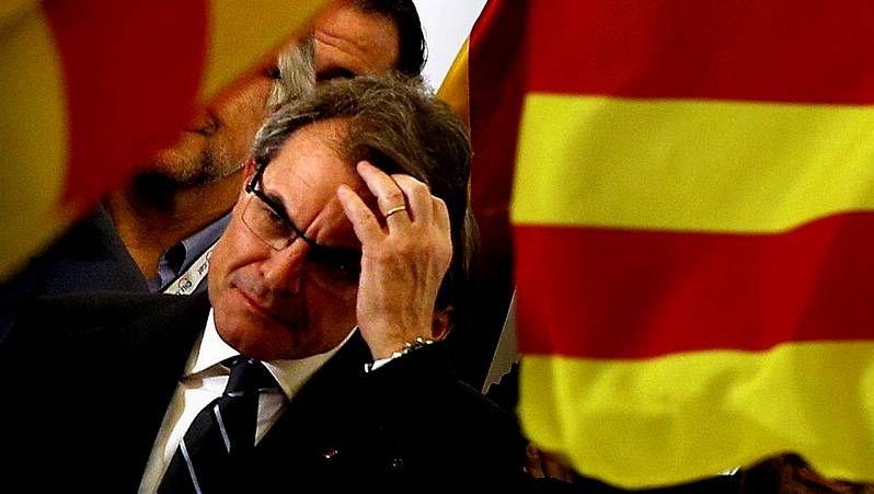 Vencedores y vencidos en las elecciones catalanas