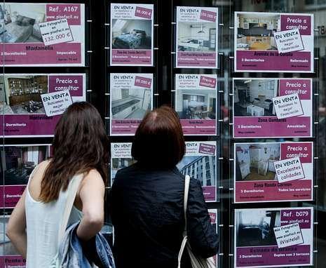 La mejora de la confianza de los consumidores empieza a reanimar el mercado inmobiliario.