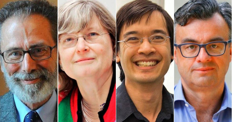 Yves Meyer, Ingrid Daubechies, Terence Tao y Emmanuel Candès, Premio Princesa de Asturias de Investigación Científica y Técnica