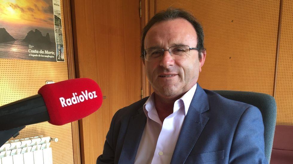 Eduardo Parga, portavoz del PP malpicán