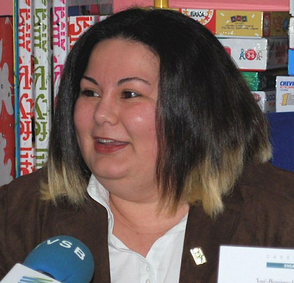 Pilar Ponte Patiño.