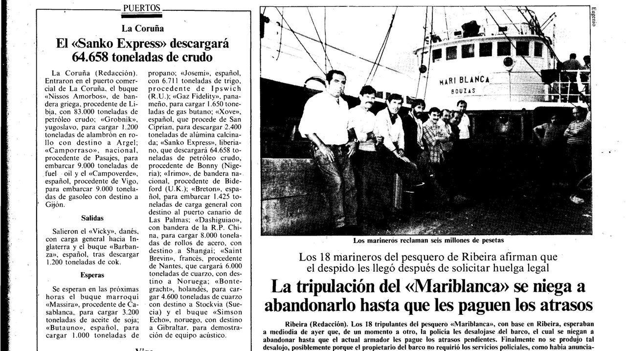 Termina la huelga de hambre de Lolo Villaverde, que podrá abrir como cafetería.El Condesa de Fenosa de O Barco mantendrá el horario de septiembre hasta junio