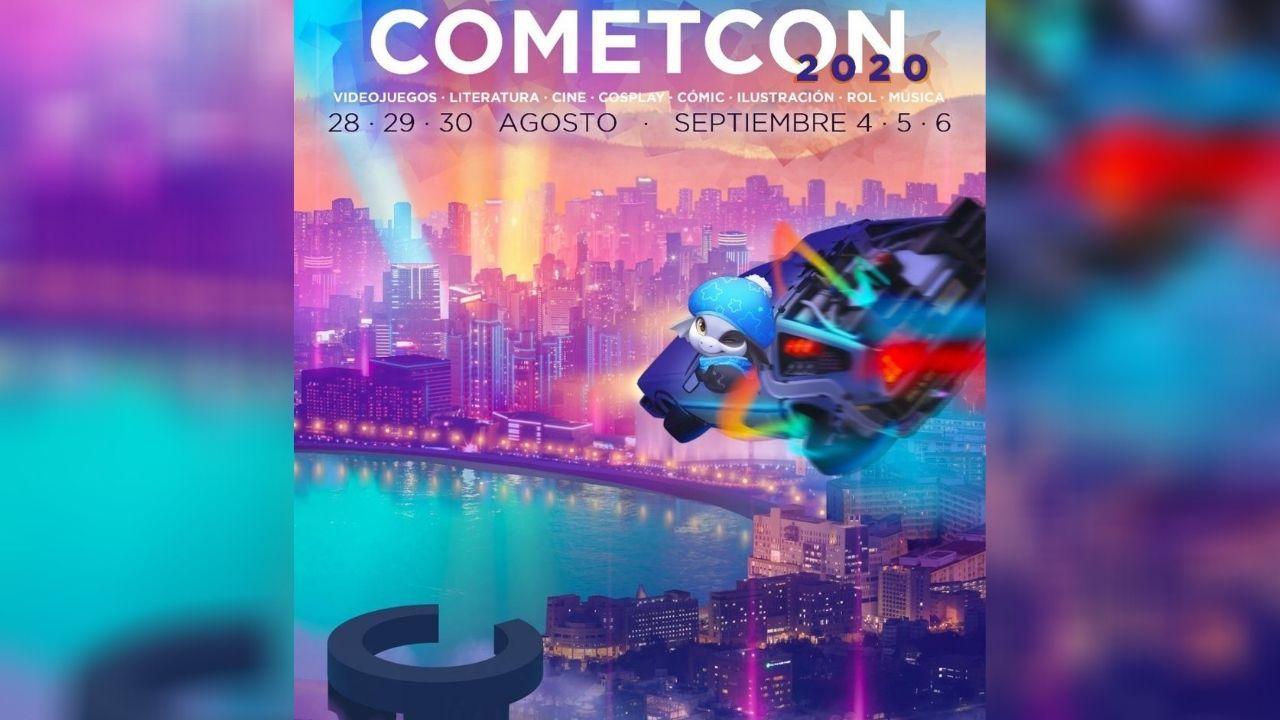 Las imágenes de la visita real a La Vega.Cartel de la Cometcon 2020