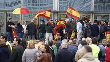 Mitin de Vox, en A Coruña