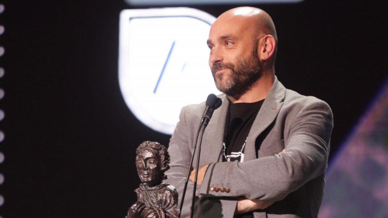 Mellor interpretación masculina de reparto, Federico Pérez, por «Trote».