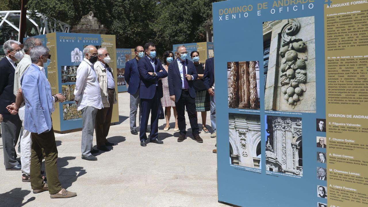Yzquierdo destaca la gran arquitectura nacida con las órdenes mendicantes como Oseira