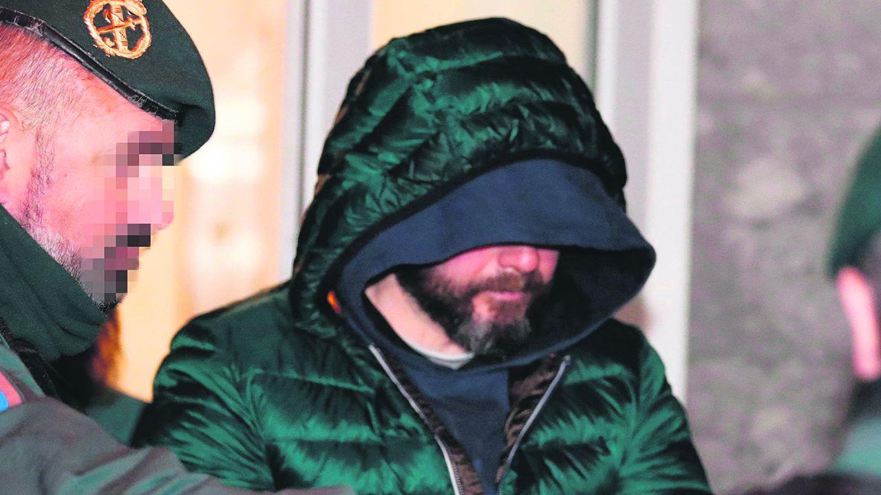 Uno de los detenidos por la muerte de Javier Ardines