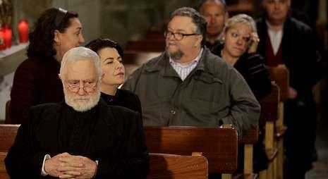 Padre Casares.Don Crisanto será el protagonista del episodio de esta noche en «Padre Casares».