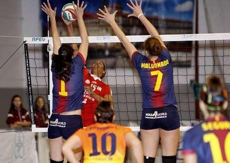 Las jugadoras que prepara Alberto Rodríguez buscan su segunda victoria en la Superliga.
