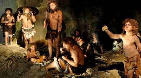 Los neandertales, extinguidos hace 30.000 años, aportaron parte de su ADN a los humanos actuales