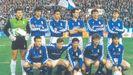 Alineación del Real Oviedo en la temporada 1990/91