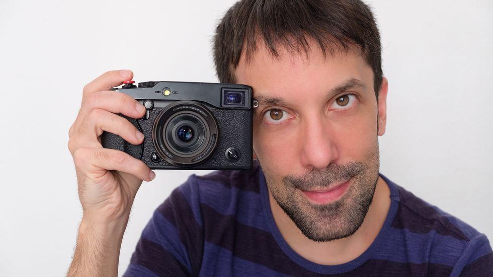 Pablo Araújo está detrás de la firma No la típica foto