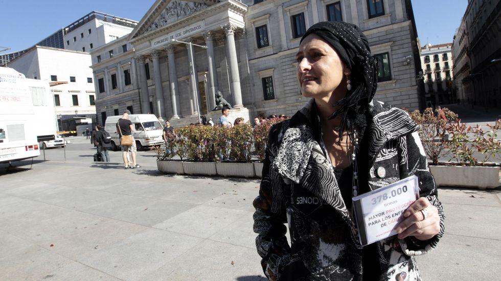 Beatriz Figueroa sigue su campaña