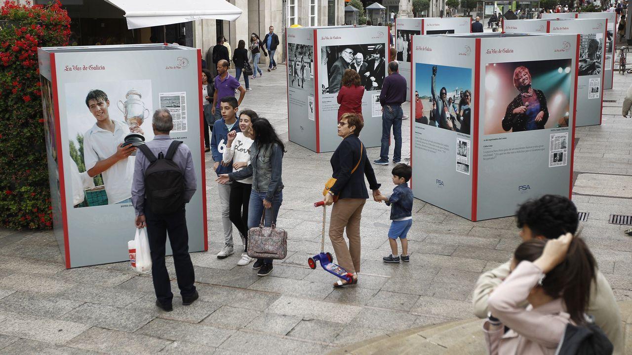 La Voz celebra sus 50 años en Príncipe.Liberbank