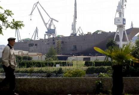 En los últimos años, armadas como la australiana han encargado buques a Navantia Ferrol.