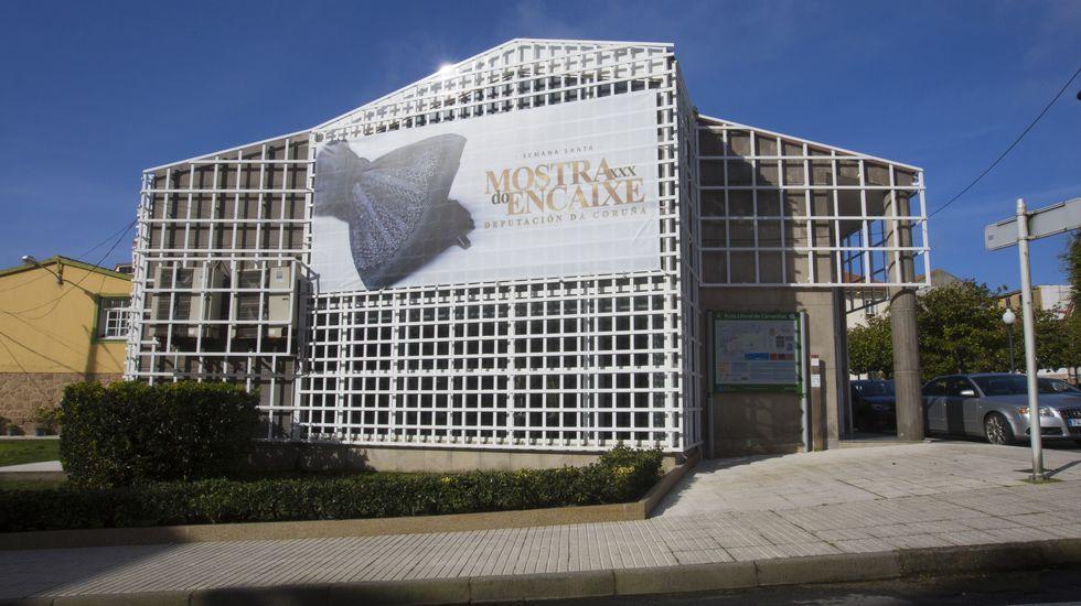 Museo do Encaixe de Camariñas