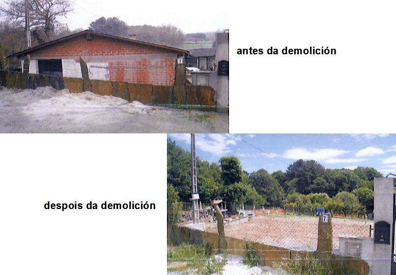 <span lang= es-es >Lugo, junio</span>. Vivienda en suelo rústico de protección de infraestructuras y de aguas