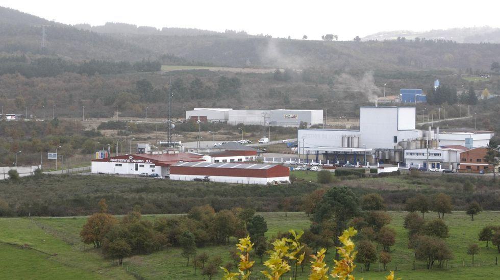 Las mayores empresas locales están en el polígono industrial de O Reboredo