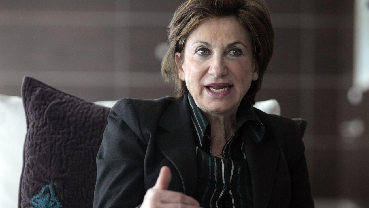 Loretta Napoleoni, economista, escritora y analista italiana