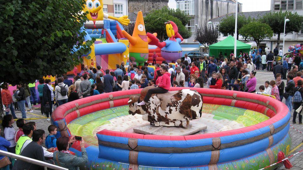 Álbum: Segundo día infantil en las fiestas de Vilalba