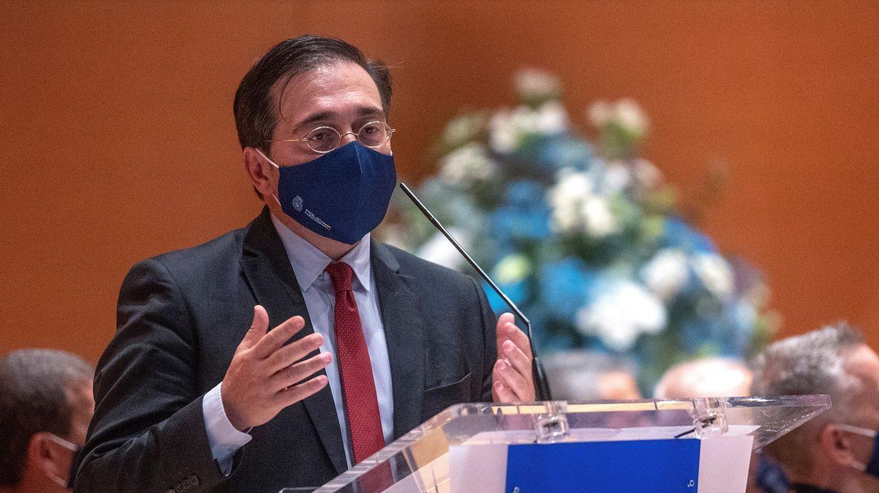 11-S: 20 años del atentado que cambió el mundo.El ministro de Exteriores, José Manuel Albares
