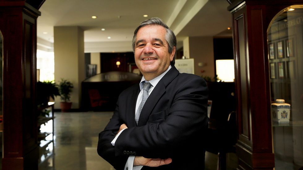 Andrés Hermida, secretario general de Pesca.