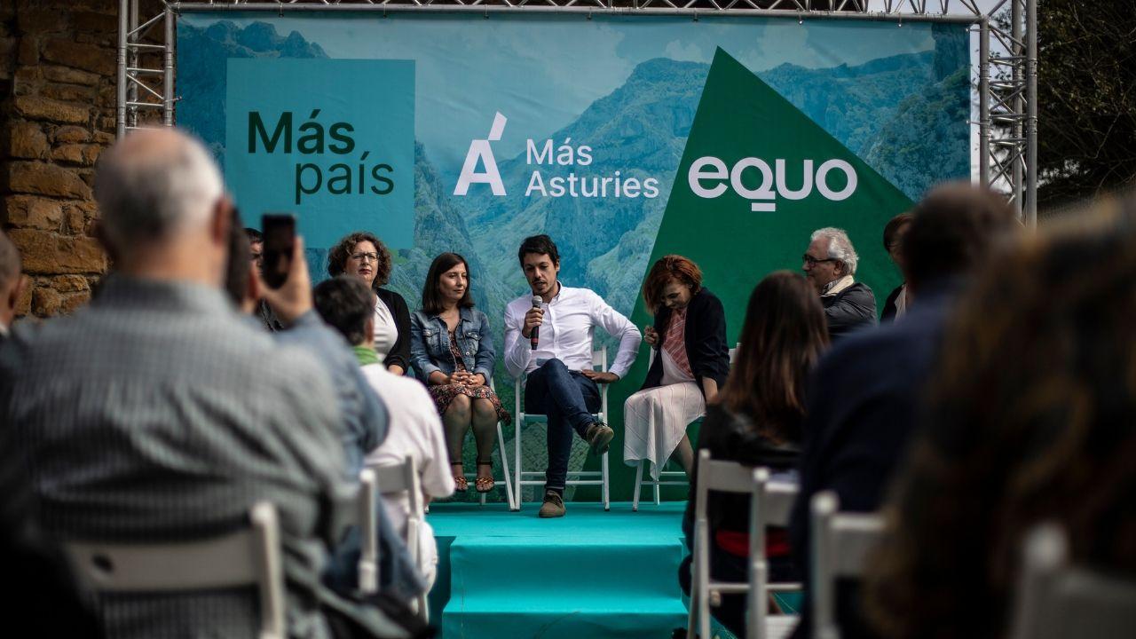 Presentación de Más Asturies en Oviedo