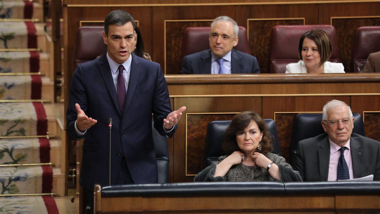 Mariano Rajoy (PP).Fernando Martínez Vidal