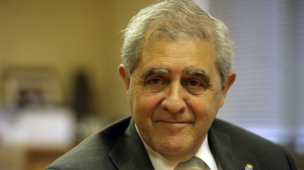 El exconsejero, José Luis Iglesias Riopedre.El exconsejero, José Luis Iglesias Riopedre