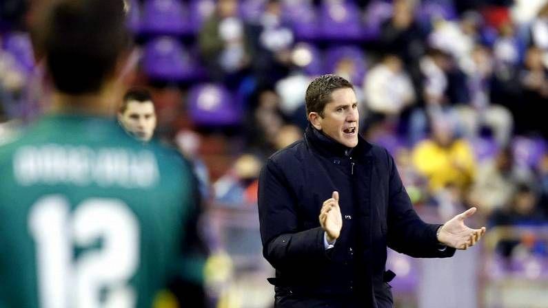 Calderón, nuevo entrenador del Betis