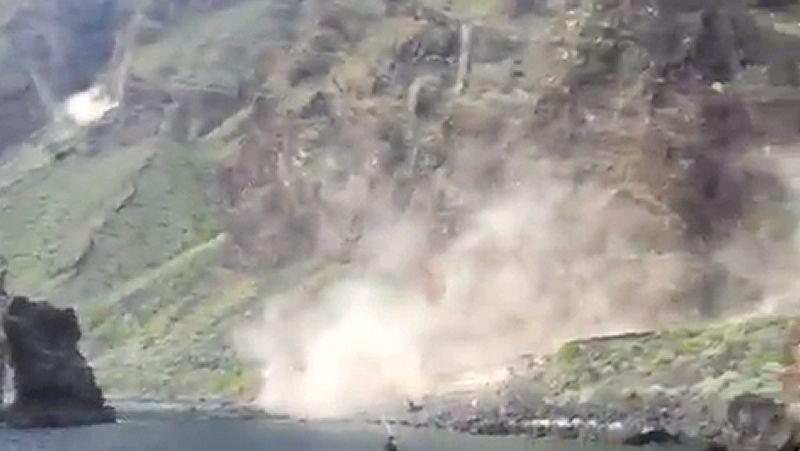 Imágenes del terremoto de El Hierro.El Adams fue interceptado cerca de Canarias con 725 kilos de cocaína cuando se dirigía a Ibiza.