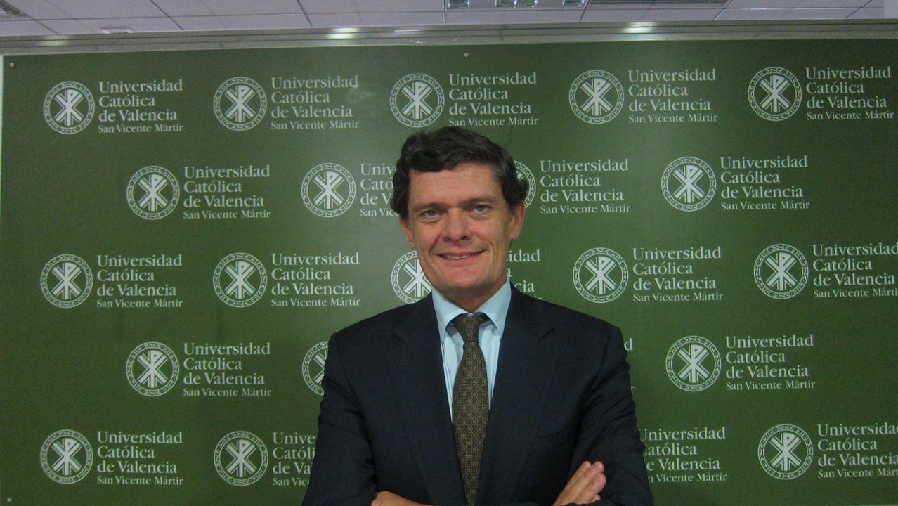 El presidente de la Sareb, Jaime Echegoyen