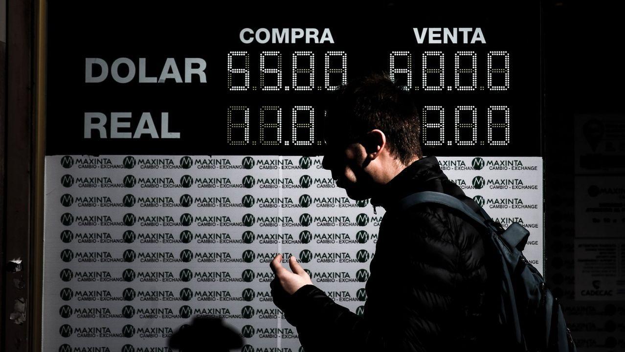 El golpe en los mercados fue mayor de lo esperado y el peso argentino se derrumbó