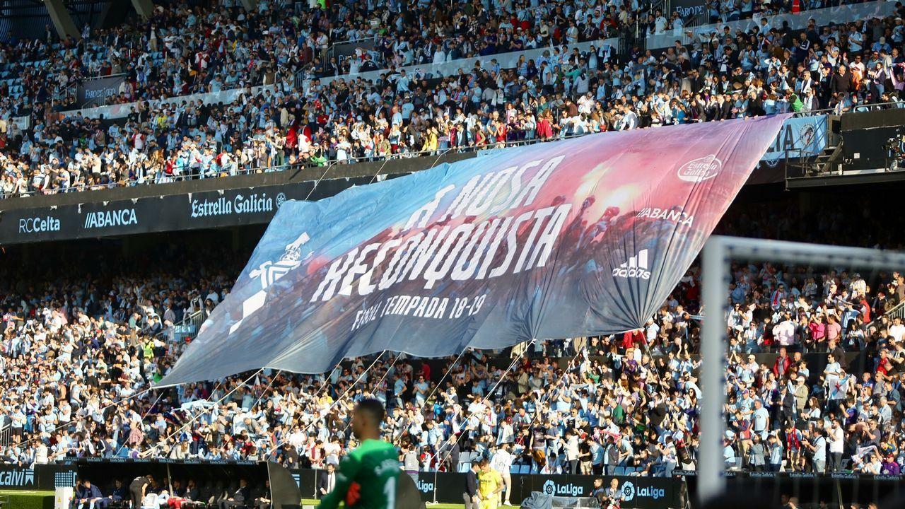 Semifinal de Europa League frente al Manchester United en el 2017