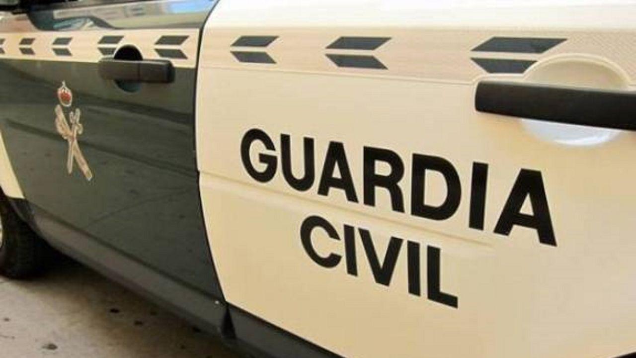 Llegan a los juzgados los detenidos por el crimen de Oleiros en Nochevieja