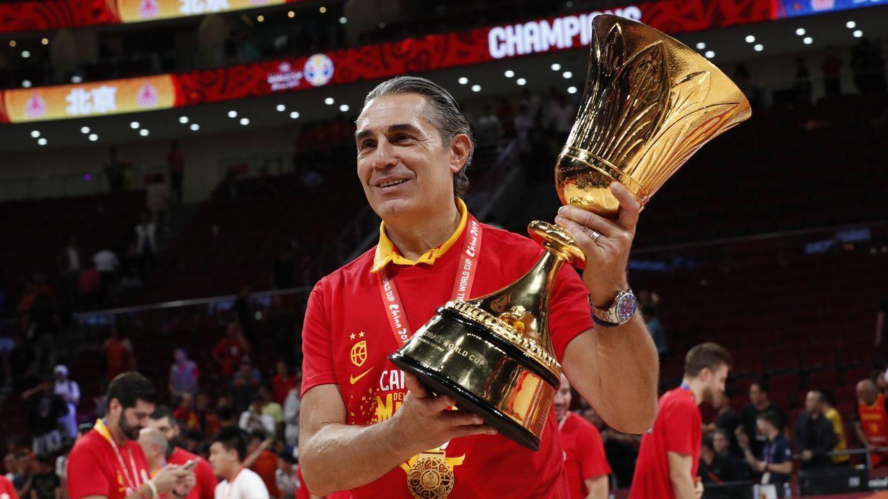 La selección española de baloncesto ya está en España.El gobernador del Banco de España, Pablo Hernández de Cos, advierte sobre el deterioro macroeconómico global