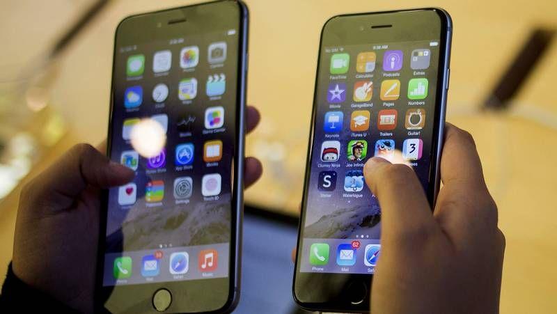 La polémica del iPhone 6 que se dobla