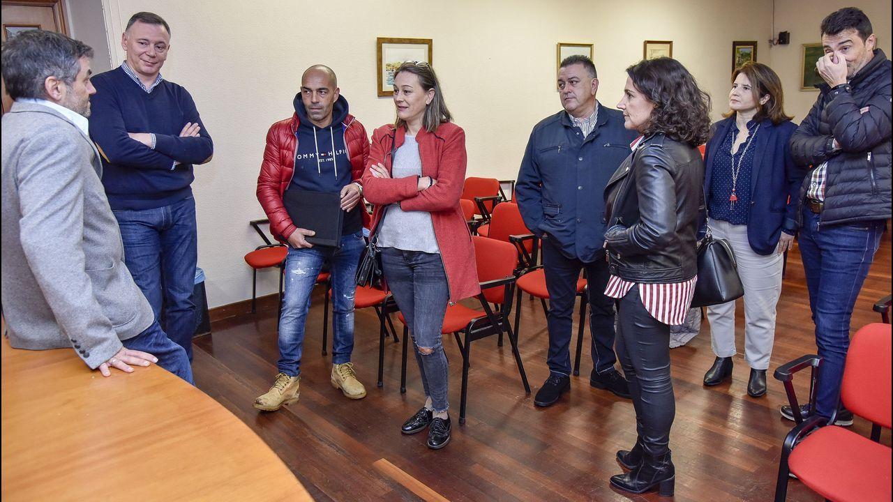 ¡Mira as nosas imaxes da entrega do Berberecho de Honra en Noia!