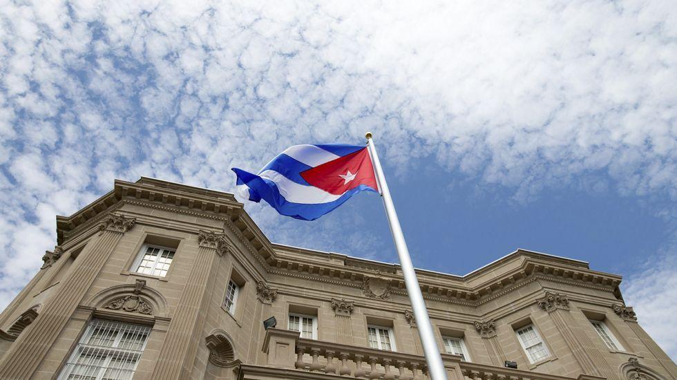 La embajada de Cuba en Washington abre sus puertas.Maduro y Morales acompañaron este jueves a Fidel Castro en La Habana.