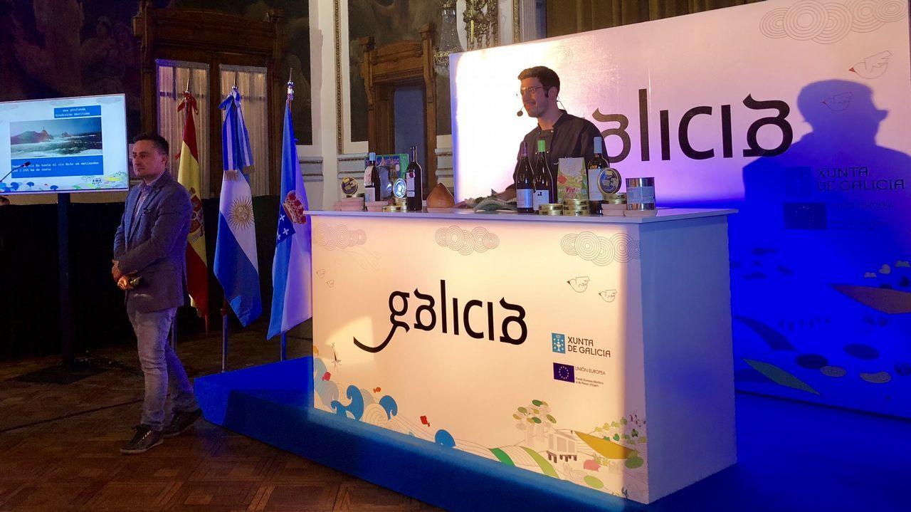 Jorge Gago seduce a Buenos Aires y Montevideo con los sabores de Santiago.La planta demostración fue construida en las inmediaciones de Modultec (empresa que pertenece al Grupo IMASA), ubicada a las afueras de Gijón