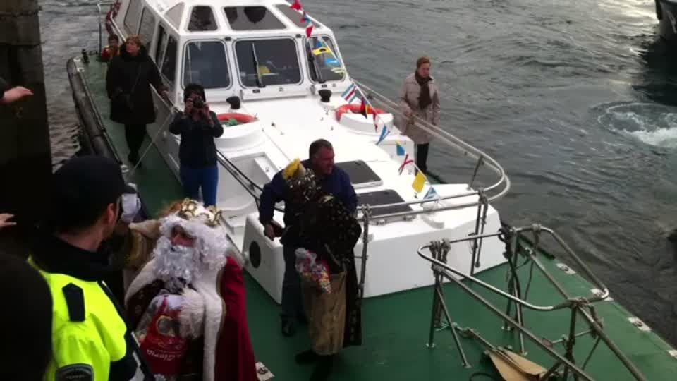 Los Reyes Magos desembarcan en Ferrol*+