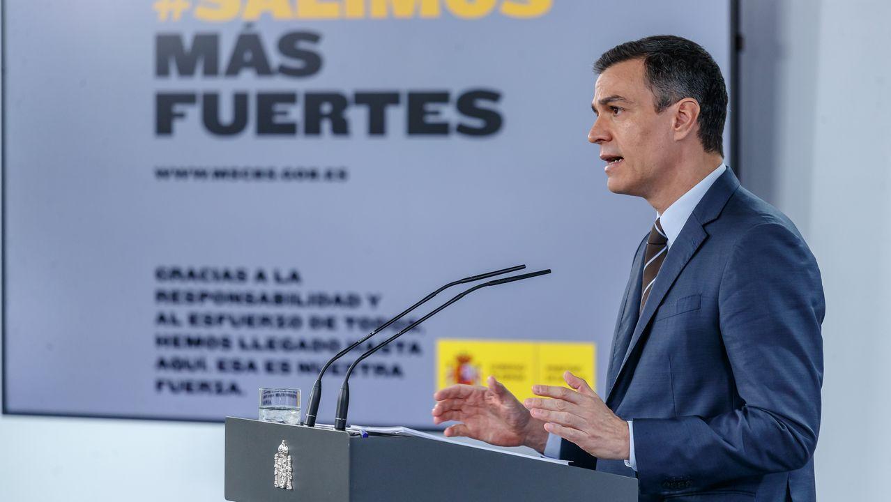 Sánchez apuesta por una «respuesta común y homogénea» a la presencia de aficionados en el fútbol y el baloncesto